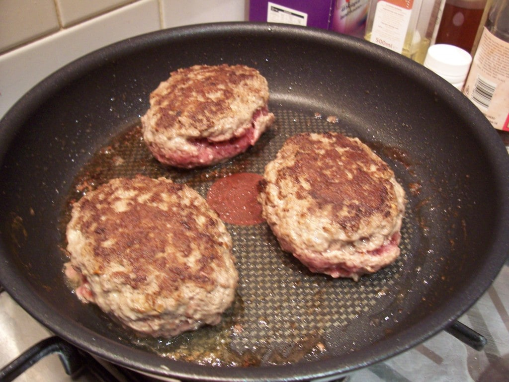 Jucy Lucy Burger