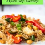 pin image chicken fried rice
