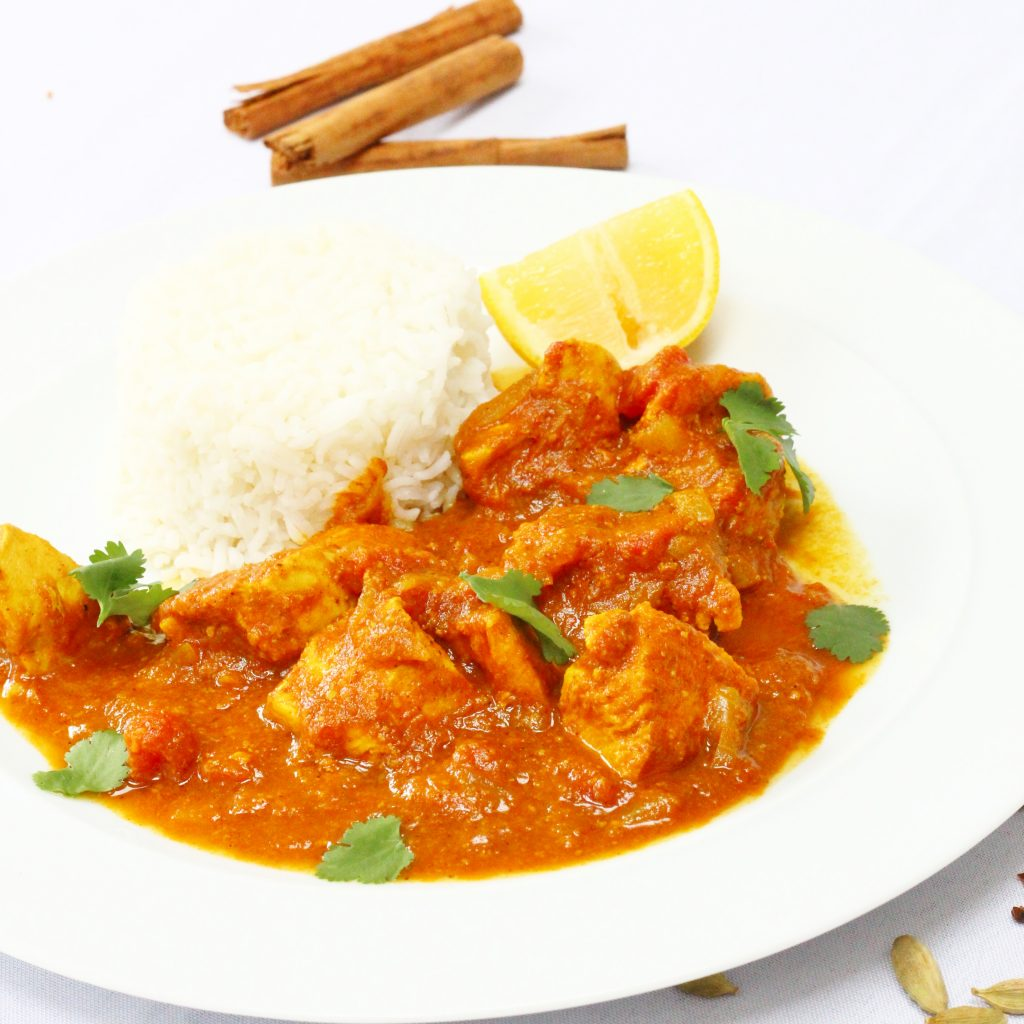 Chicken Makhani Butter Chicken Searching For Spice