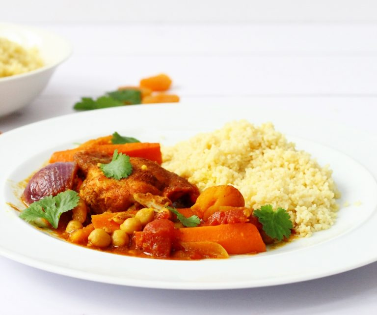 Slow Cooker Chicken Tagine Searching For Spice