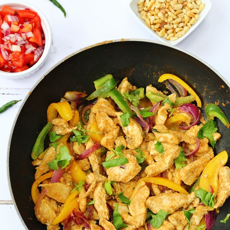 Fragrant Chicken