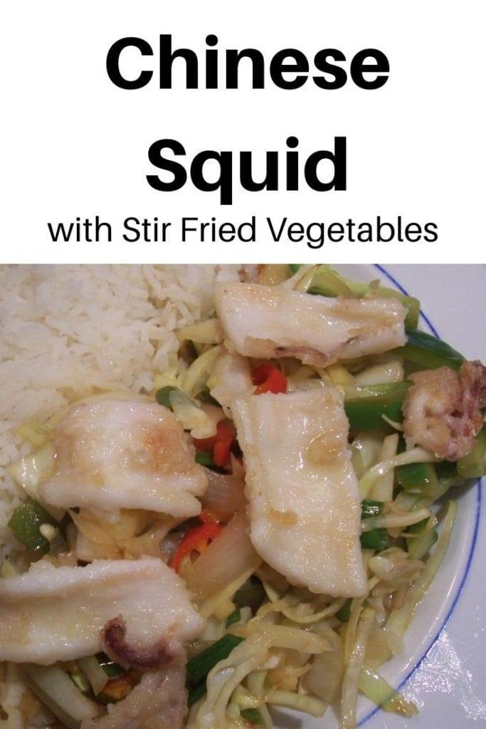 Chinese squid pin image