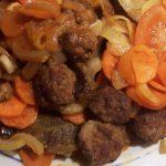 Tepsi Baytinijan recipe