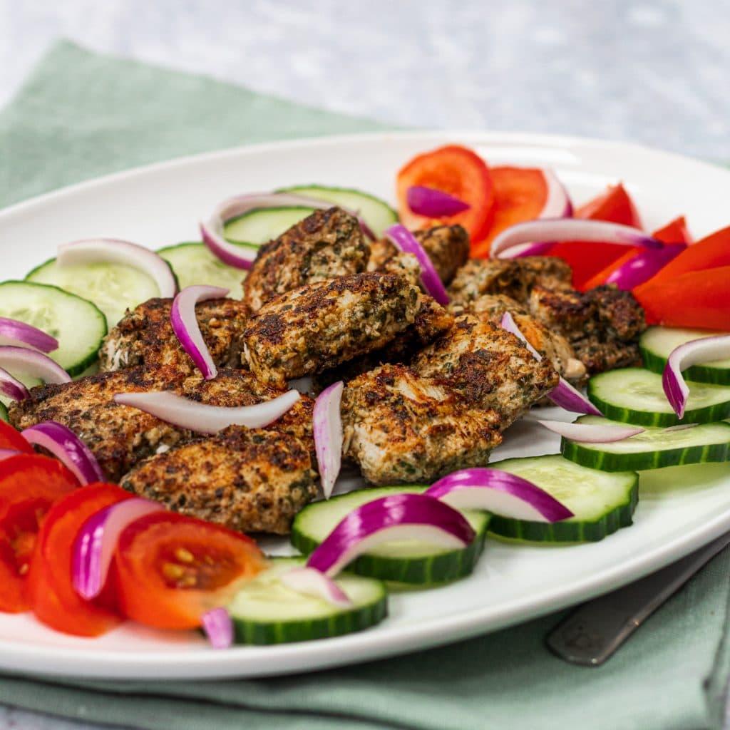 Chicken cafrael