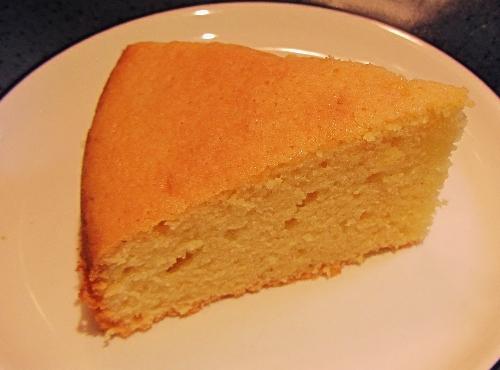 Mastic Cake