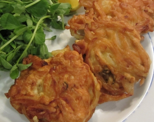 Onion bhajis searching for spice ingredients forumfinder