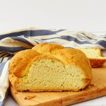 Easy yogurt soda bread