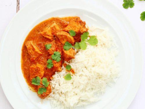 Chicken Makhani Or Butter Chicken