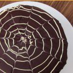 Halloween cake pin image