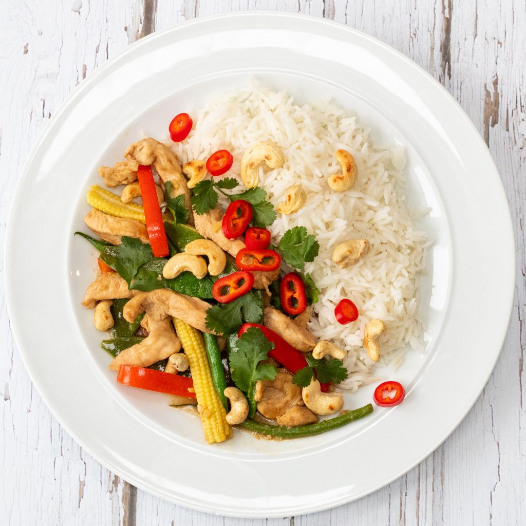 Coca Cola Chicken Recipe with Chillies and cashew nuts