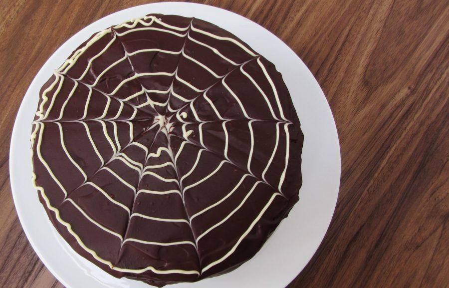 The ultimate Halloween Cake Recipe