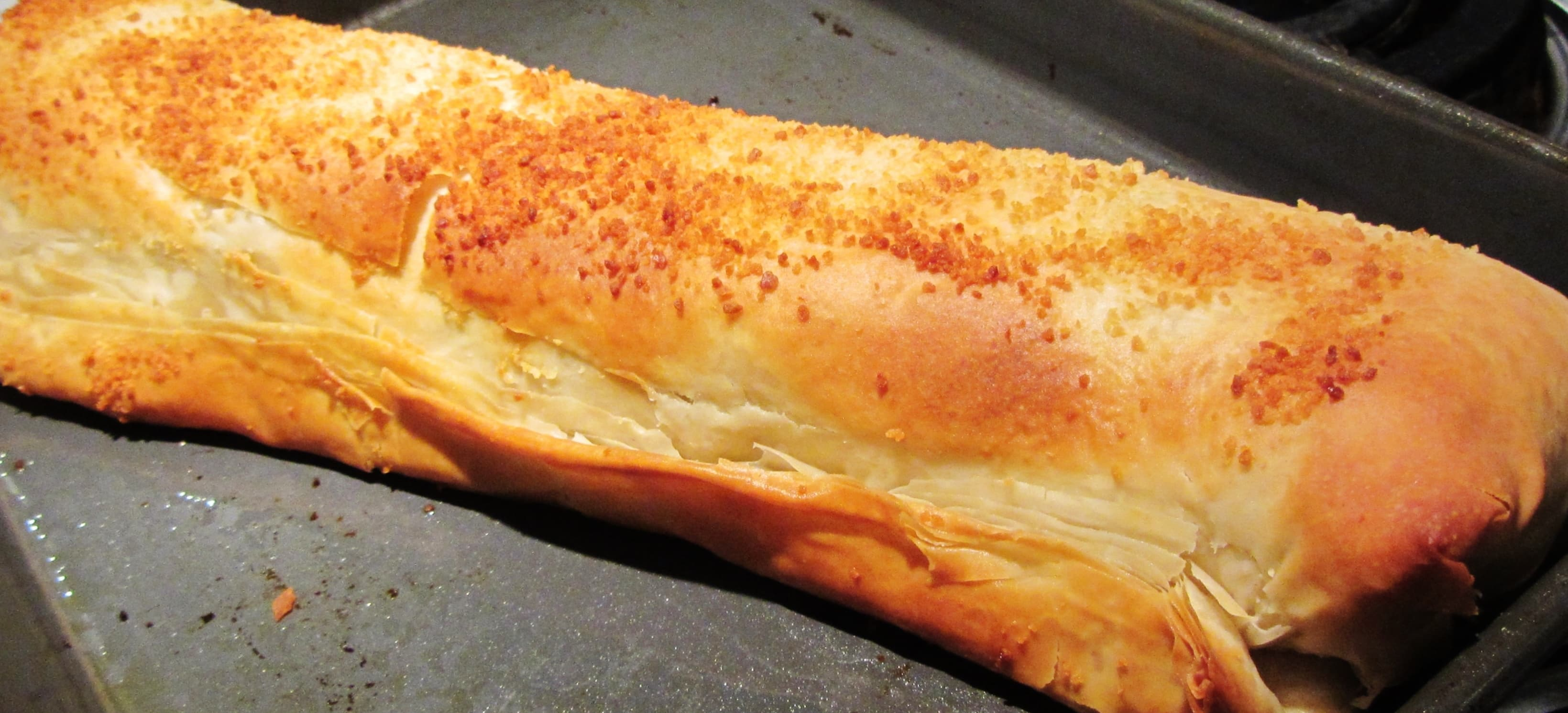 Mushroom Strudel - Searching for Spice