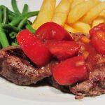 Fillet Steak with Bois Boudrin