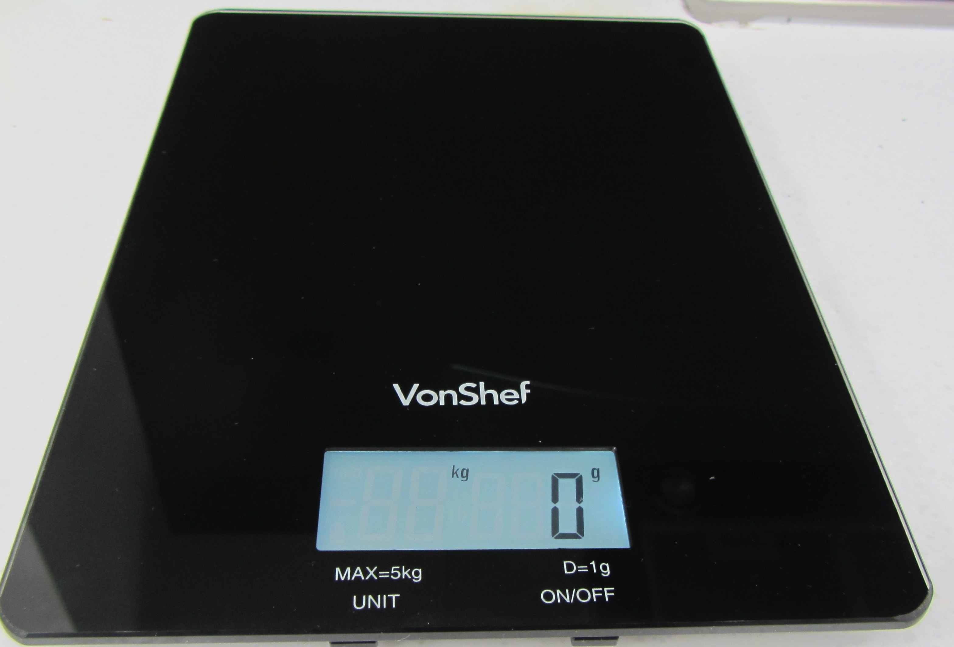 Vonshef kitchen scales