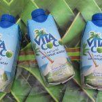 Bottles of vita coco