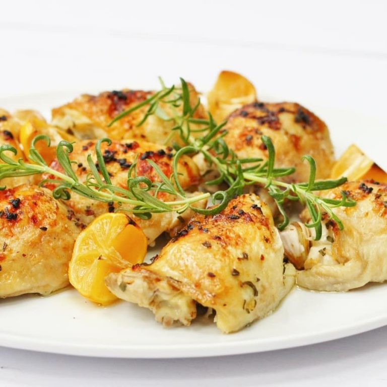 Tuscan Lemon chicken recipe