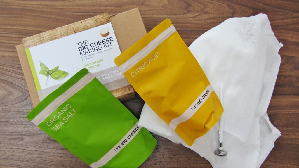 Big Cheese Making Kit