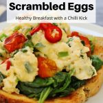 Pin image for Mexican Scrambled eggs