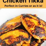 Chicken tikka pin image