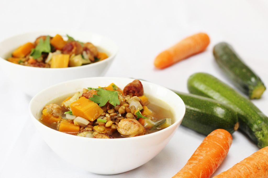 lentil-sausage-vegetable-soup-3