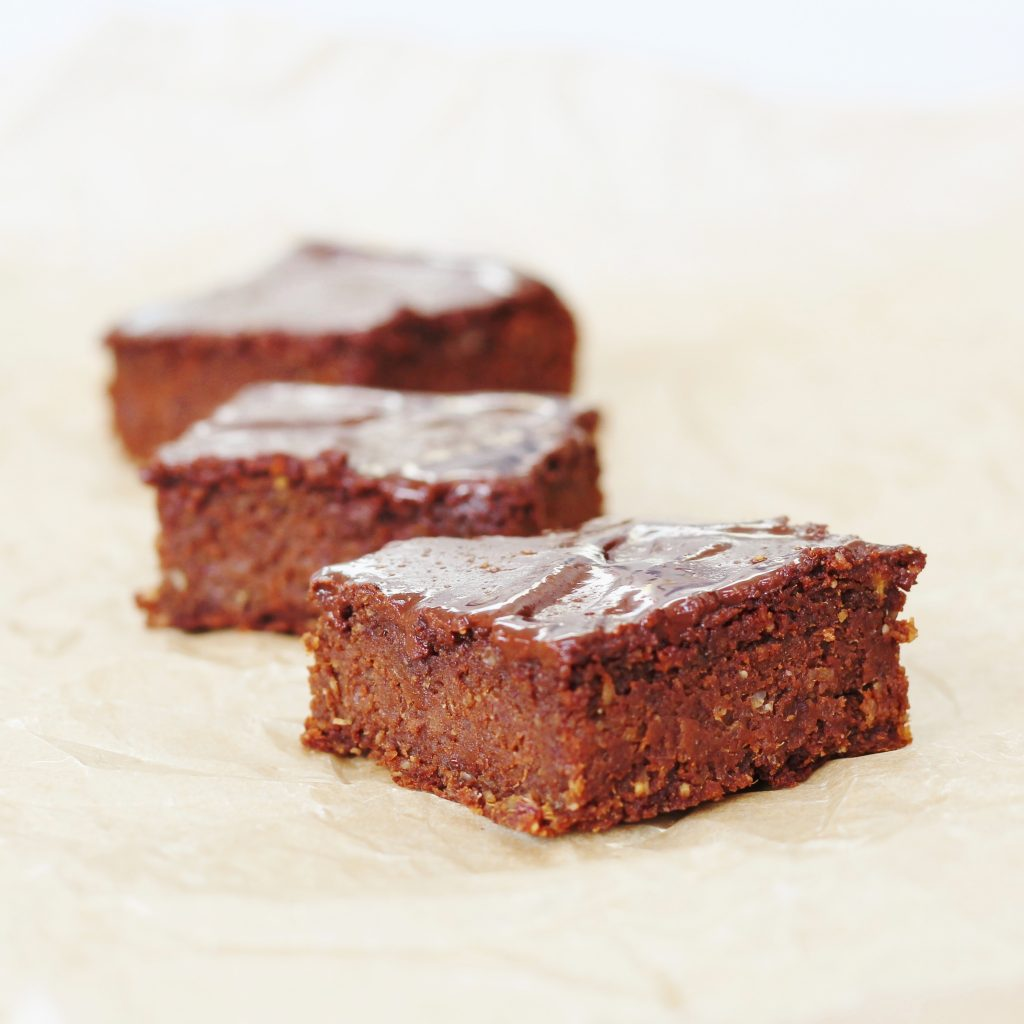 Deliciously Ella's Sweet potato brownies