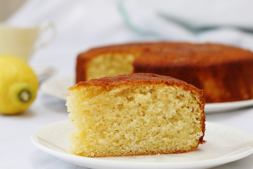 Italian Orange Spice Cake Recipe