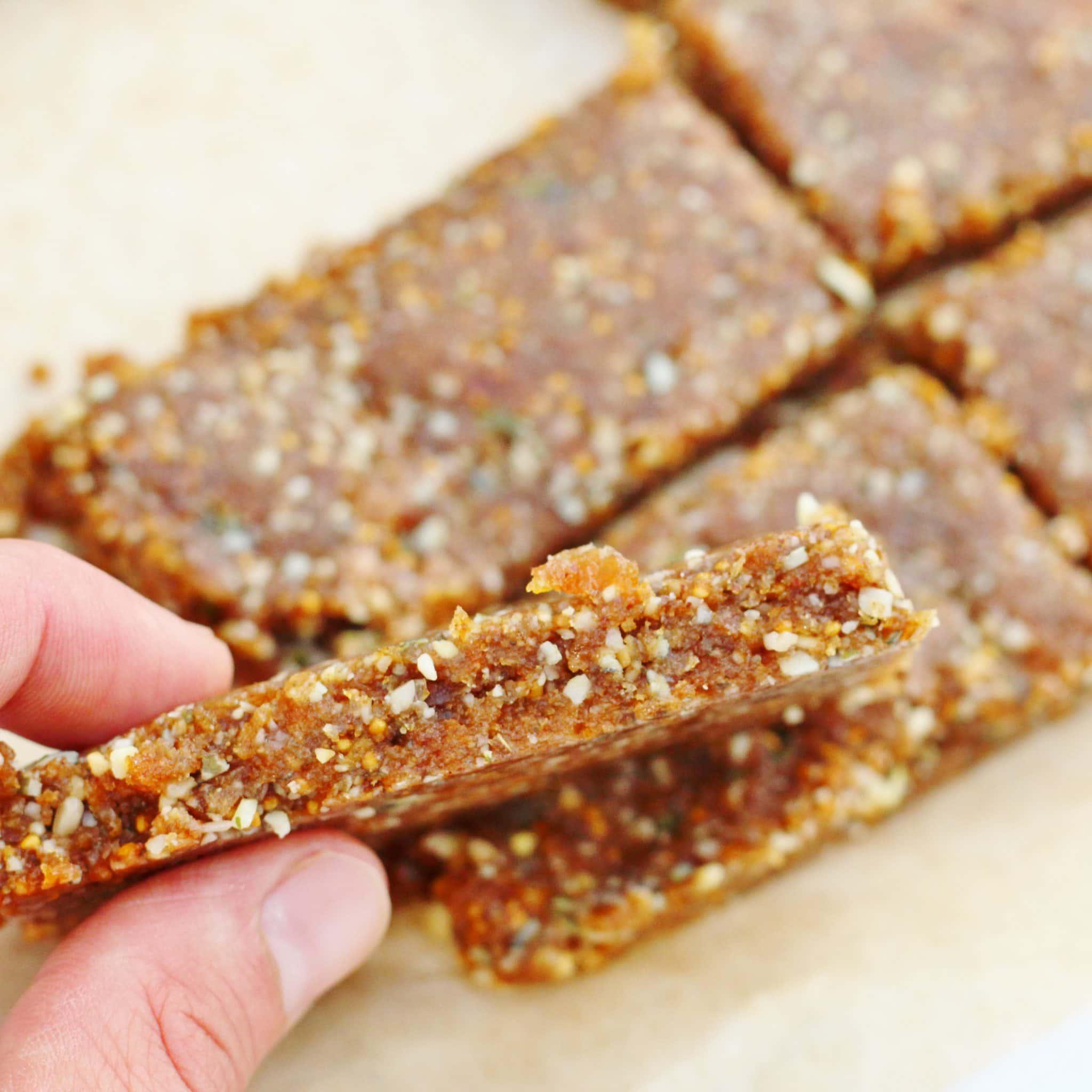 Sugar Free Peanut Snack Bars