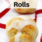 Almond rolls pin image