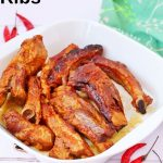 Pin for slow cooker bbq ribs