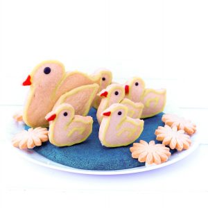 Easy 3d biscuits for kids