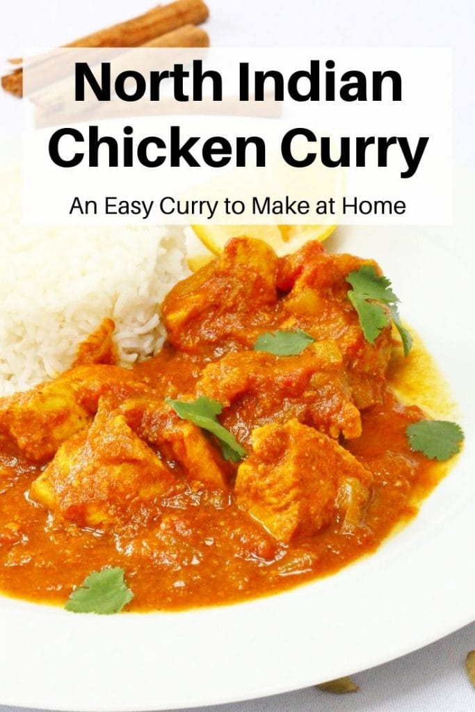 Pin image for North Indian Chicken curry