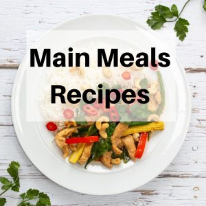 Main Meals Recipes